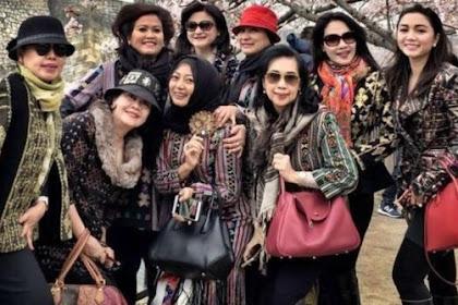 Mau Tahu Harga Sepatu dan Tas Mewah Para Istri DPR Yang Liburan ke Jepang? Mengejutkan
