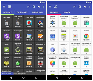AppMgr Pro III (App 2 SD) v4.57 Patched APK Is Here !
