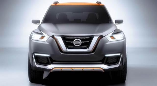 2018 Nissan Kicks Specs, Release Date, Price