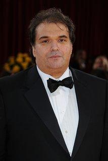 Simon Monjack. Director of Factory Girl