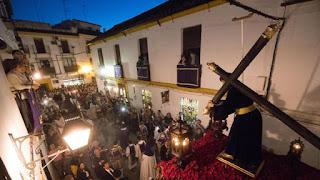 Ajustes en los Horarios e Itinerarios de la Semana Santa de Córdoba 2019