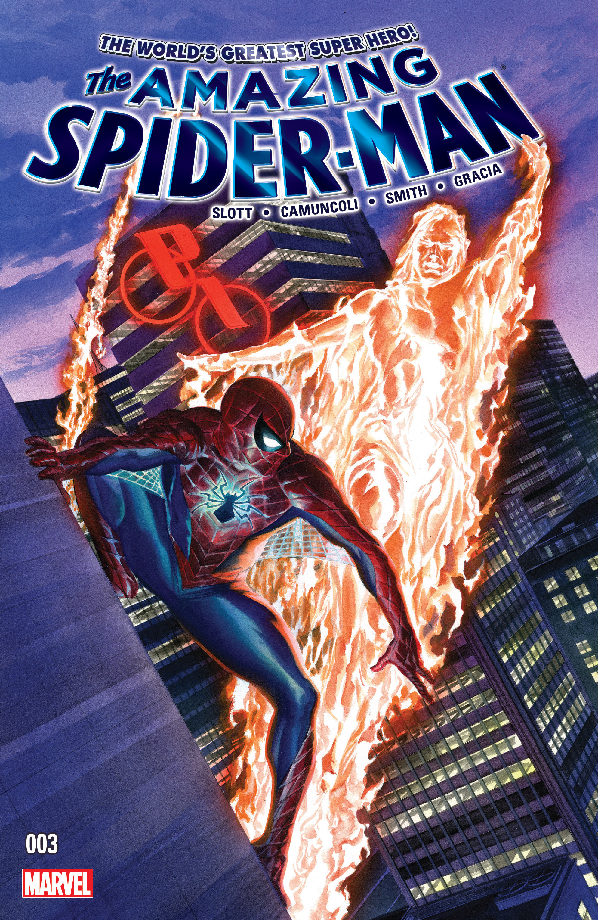 The Amazing Spider-Man (2015) 3 Page 1