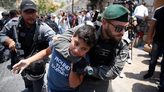 Palestinos rechazan someterse a controles de seguridad israelíes