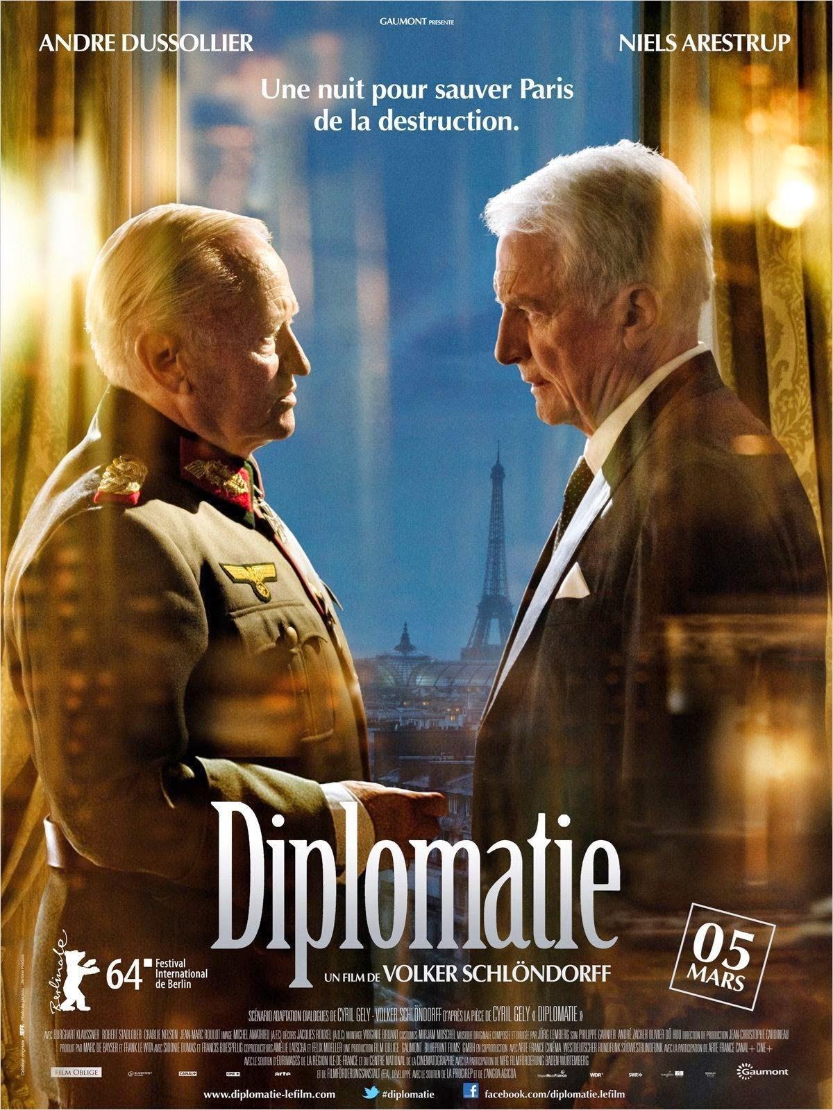 Diplomacy (2014) BRRip ταινιες online seires xrysoi greek subs