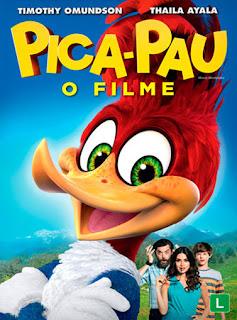Pica-Pau: O Filme - HDRip Dual Áudio