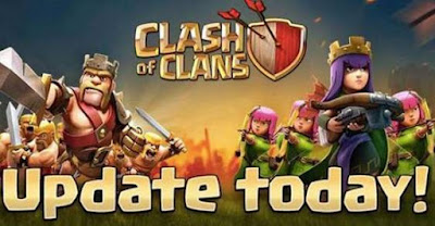 Download COC v.8.551.4 Apk Update Clash of Clans 13 Oktober 2016