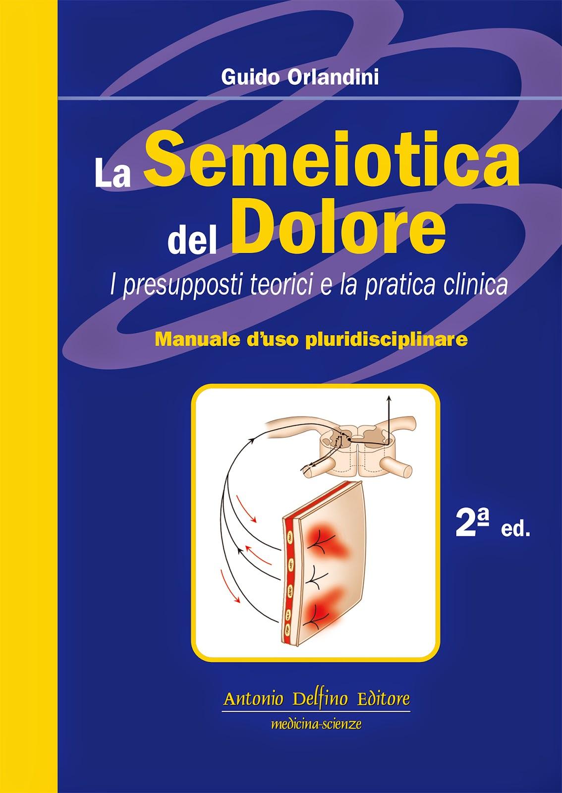 Ebook Semeiotica Del Dolore Orlandini 2a Edizione
