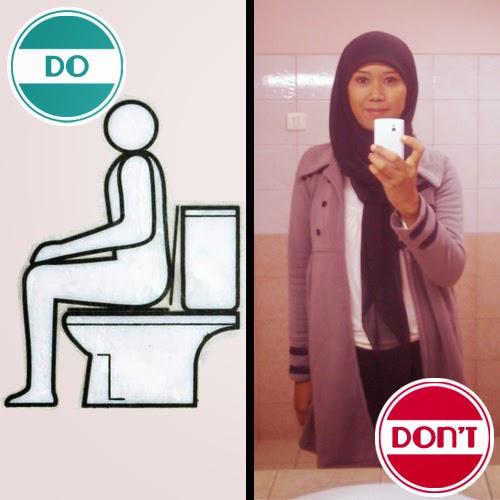 Ke Toilet Tips Ujian Akhir Semester UAS