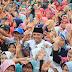 Rayola Bius Ribuan Massa Zainal Arsal, Tim ZA Berikan Bukti Bukan Janji
