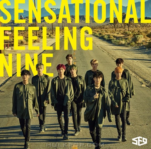SF9 – Sensational Feeling Nine -Japanese ver.- (ITUNES MATCH AAC M4A)