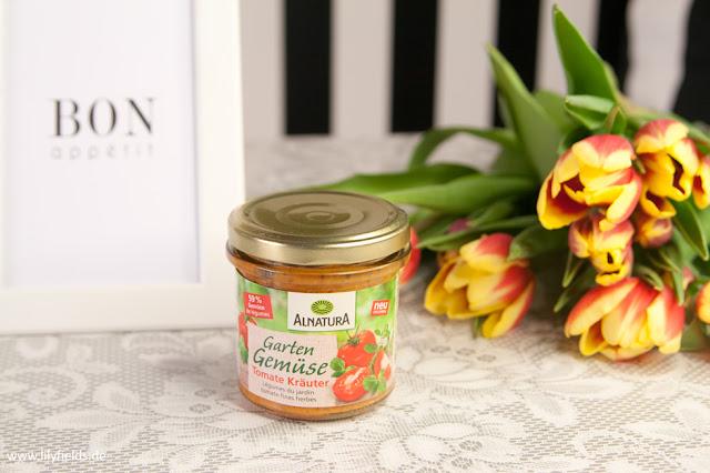 Alnatura - Gartengemüse Tomate Kräuter
