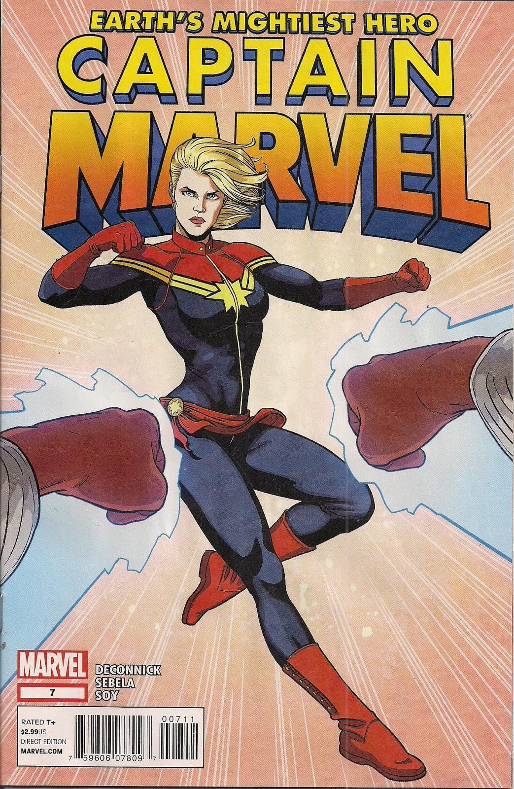 captain marvel comic hero - photo #25