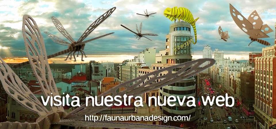 Fauna Urbana Decoración Para Eventos Decoration For Events