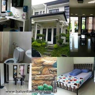 Batu Villa Bulan | Batu Villa Wisata