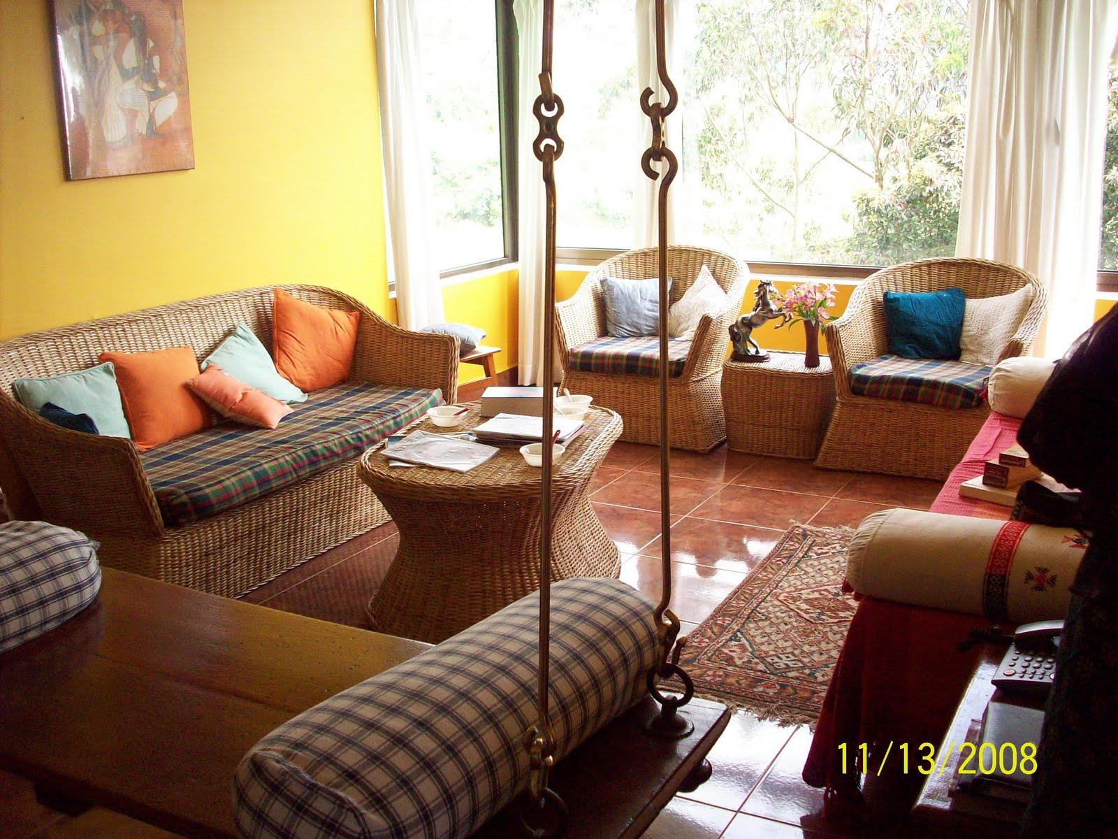 Mysore BLOG PARK: Swing in the living room