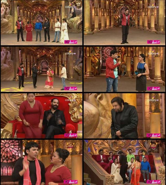 Comedy Nights Bachao 14 Nov 2015 HDTV 720p