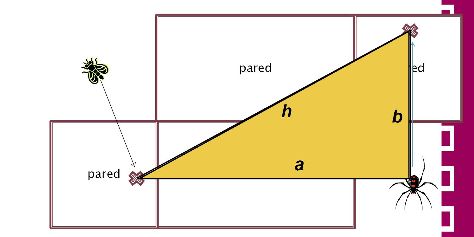 para qué sirve el teorema de pitágoras