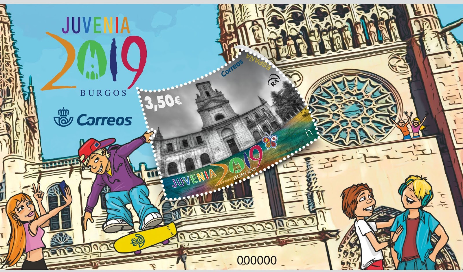 Juvenia 2019. Burgos