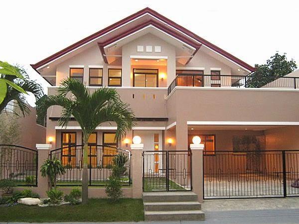 Sensational 33 Beautiful 2 Storey House Photos Largest Home Design Picture Inspirations Pitcheantrous