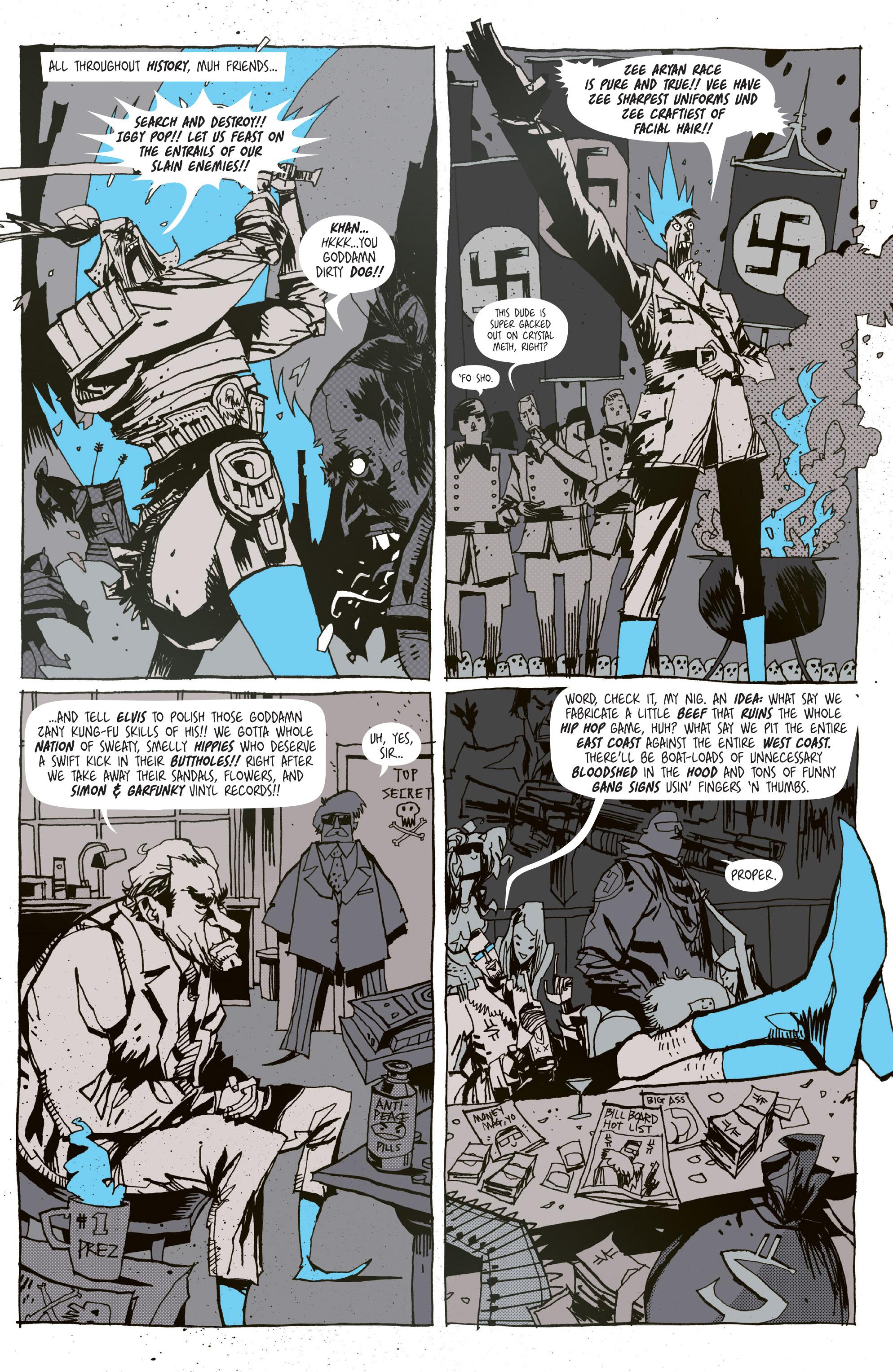 Read online Grrl Scouts: Magic Socks comic -  Issue #2 - 6