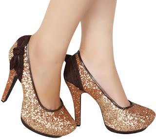 Model Sepatu High Heels  Wedges Wanita 2016 Cantik Untuk Pesta