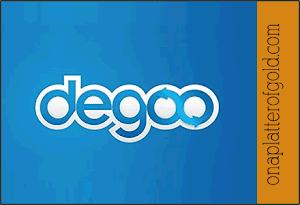 Degoo offers 100 GB of free cloud storage