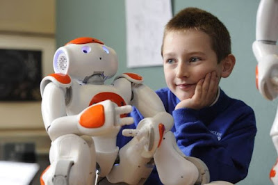 tech, tech news, Technology, Children, mechanism, Children 'at risk of mechanism influence', robots,