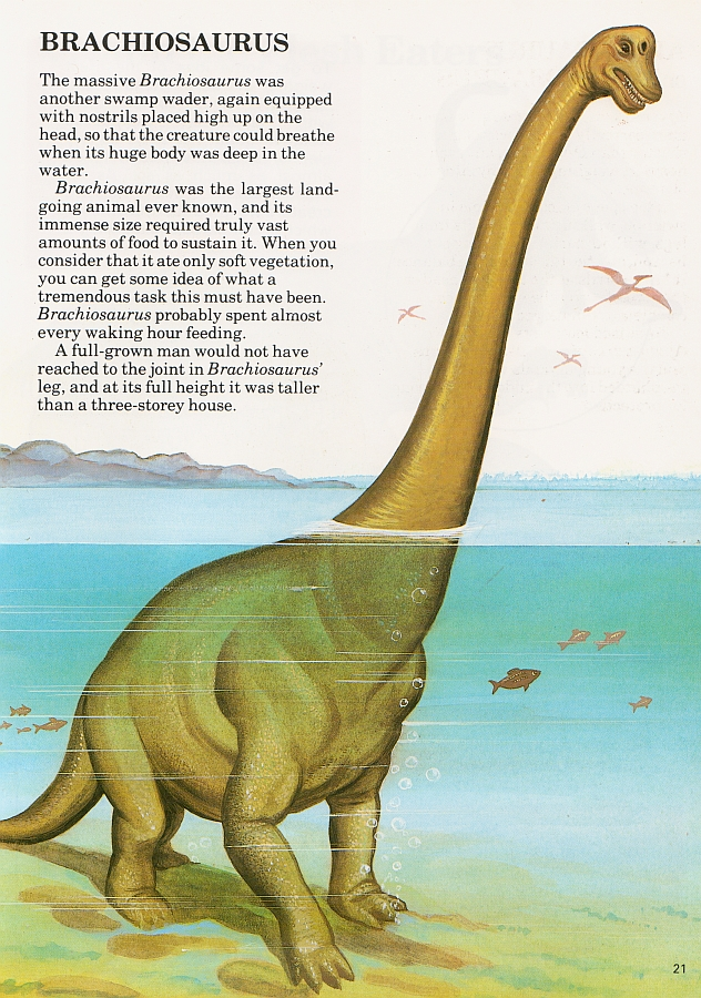 Love in the Time of Chasmosaurs: Vintage Dinosaur Art: Let ...