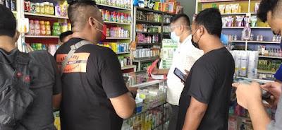 Jual Obat Diatas HET, Pemilik Apotek di Tangerang Diamankan Polda Banten