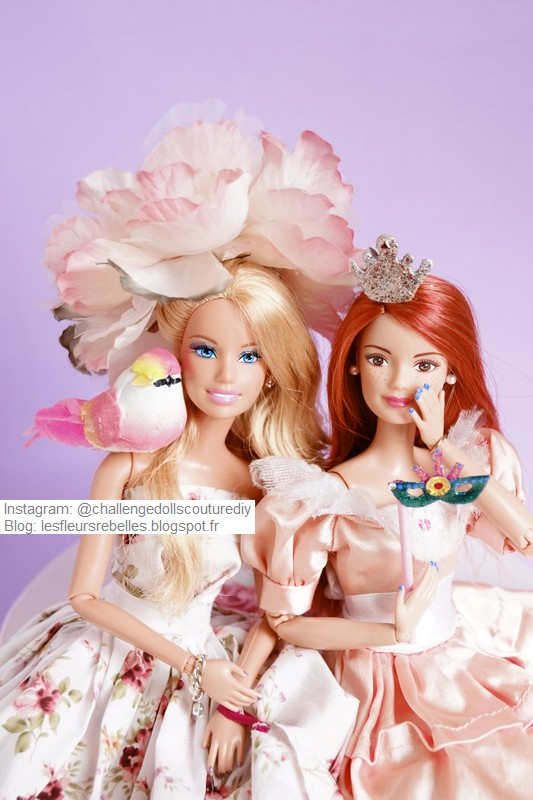 Poupées Barbie Carnaval