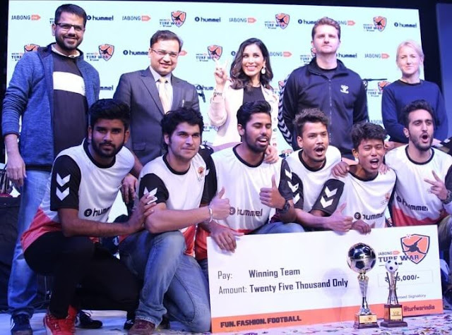 Jabong Turf War Football Tournament