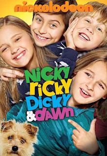 Nicky, Ricky, Dick & Dawn Sezonul 1 Dublat în Română