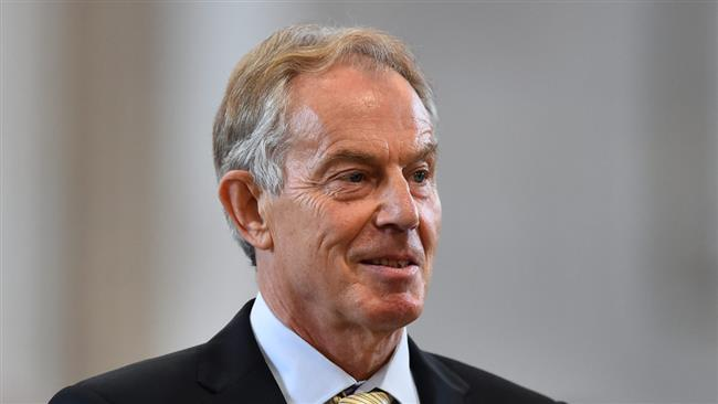 Tony Blair asks Labour voters to switch to other parties in June vote