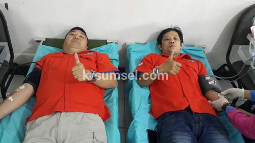 Peringati Hari Kartini DPW Kartini Perindo Gelar Donor Darah
