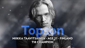 Topias Taavitsainen - Kẻ thách thức mọi giới hạn