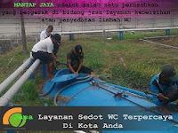 JASA SEDOT WC LAKARSANTRI 085235455077 Surabaya