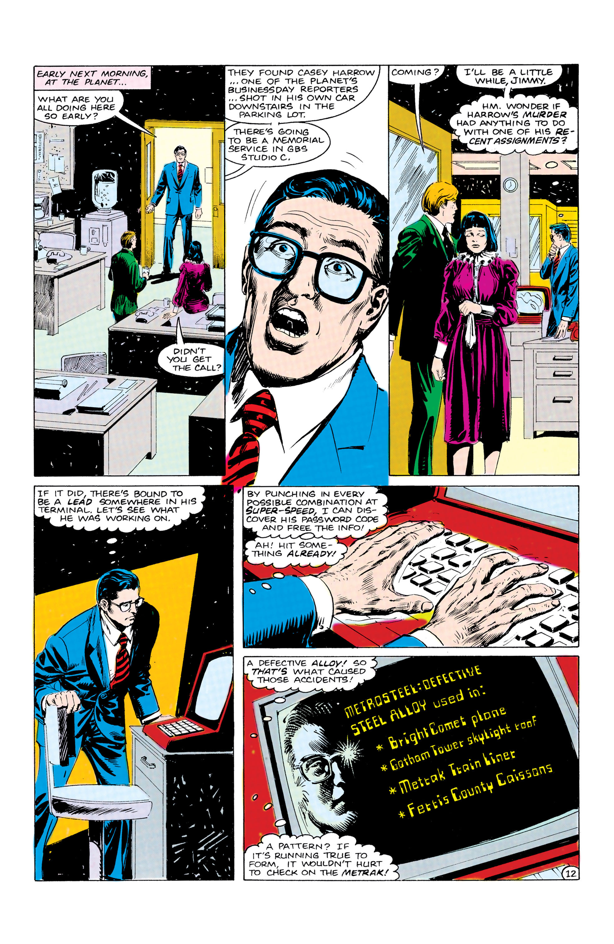 Read online World's Finest Comics comic -  Issue #314 - 13