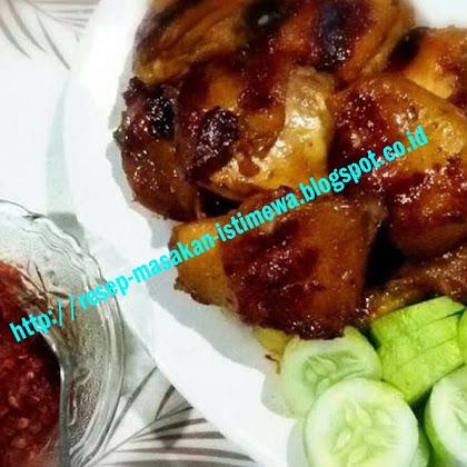 Resep Membuat Ayam Bakar Madu