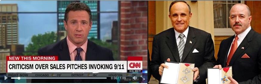 9/11 Fifteen years later: Felon Bernard Kerik still profiting from September 11th