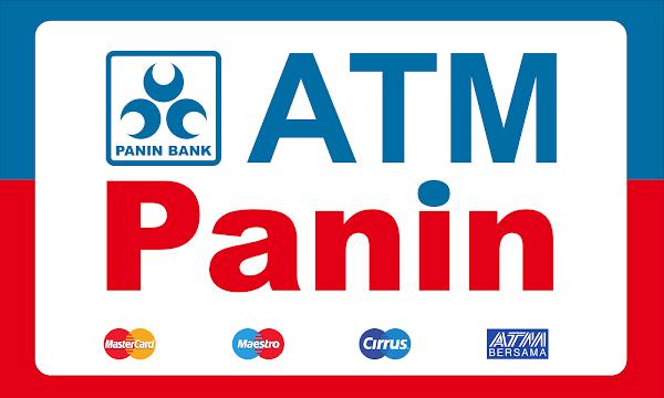 Bank Panin atm neonbox