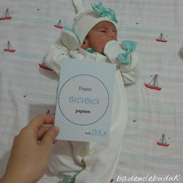yeni doğan yıkama