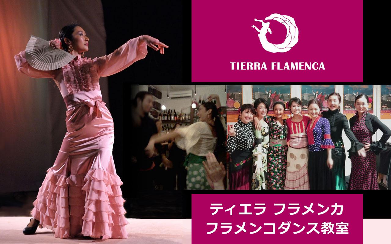 ティエラ・フラメンカ フラメンコダンス教室