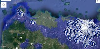 Coverage Jaringan 4G LTE AXIS Sambangi 87 Kota di Seluruh Indonesia