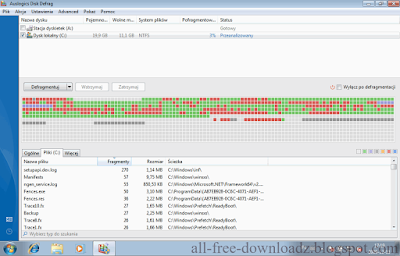 Auslogics disk defragment tool | All Free Downloads | all-free-downloadz.blogspot.com