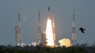 Successful Launch of Chandrayaan 2