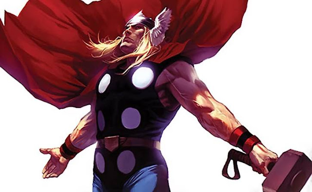Asal-Usul Thor dalam Komik Marvel