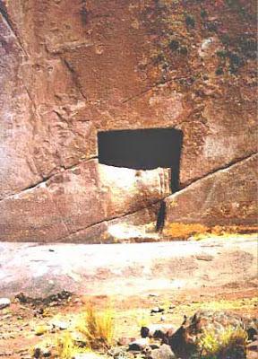 A Porta de Hayu Marca - A cidade dos Deuses no Peru