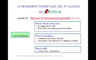 Règlement cosmétique CE 1223/2009