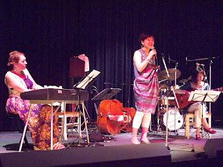 Japanese trad jazz and hip-hop music for Fukushima