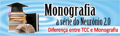 diferença entre tcc e monografia